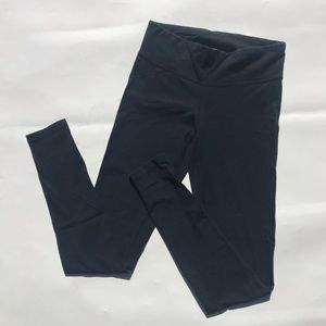 Champion Women's High-Rise Leggings Black Small